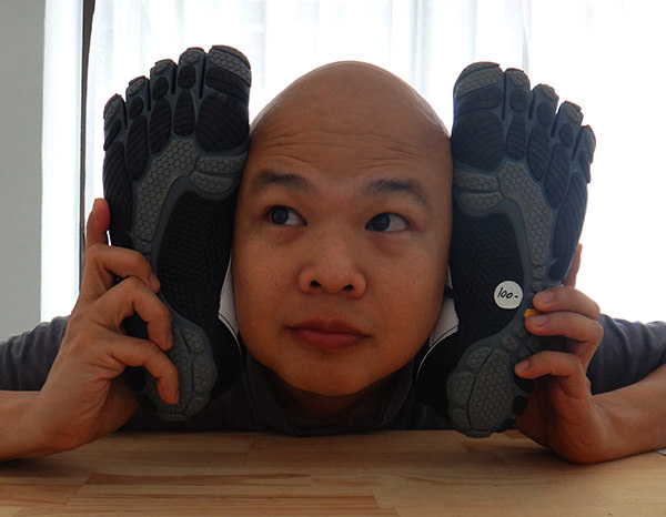 Just Jezza #13 by Jeremy Chin - First Pair Of Vibrams