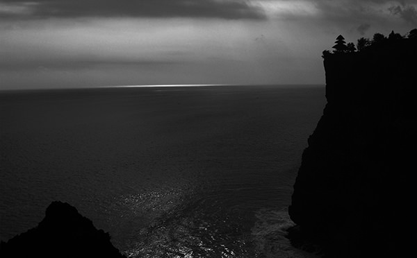 Lenscapes #19 by Jeremy Chin - Cliff Side, Bali, Indonesia