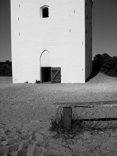 Structures #10 by Jeremy Chin - The Buried Church, Skagen, Denmark